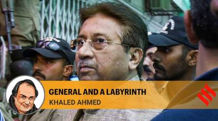 From army chief to convict for treason — Pervez Musharraf has fallen a long way