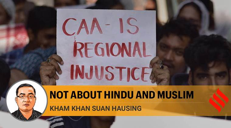 Not about Hindu and Muslim: BJP under-estimated the CAA effect in the Northeast