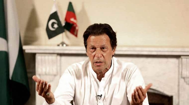 Pakistan Prime minister Imran Khan, PM Imran khan on war, Imran Khan on Pakistan India relations, Khaled Ahmed column, pakistan foreign policy, indian expres column, pakistan news, Indian express news