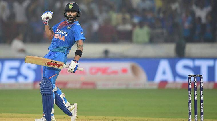 How Virat Kohli turned a struggle into a carnage: India skipper paces run chase to perfection