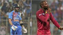 Virat Kohli vs Kesrick Williams: How the rivalry panned out in the T20I series