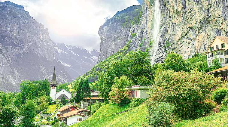 Lauterbrunnen, Lauterbrunnen Switzerland, things to do in Lauterbrunnen, Lauterbrunnen mountain peaks