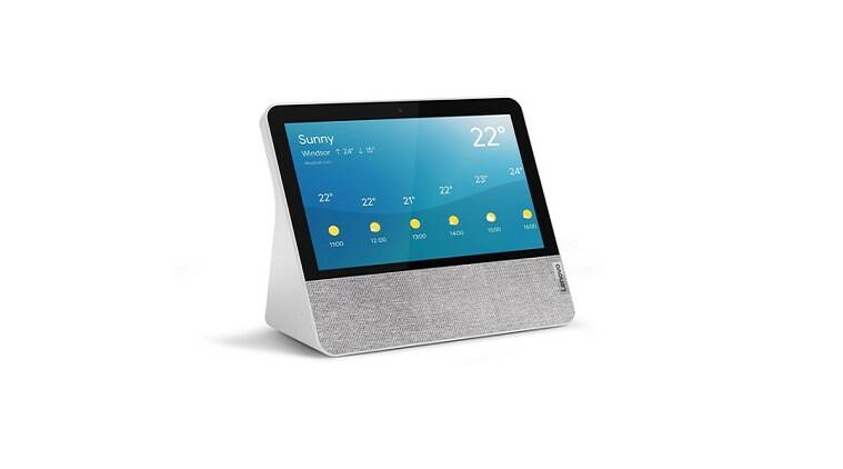 Lenovo Smart devices launched in India