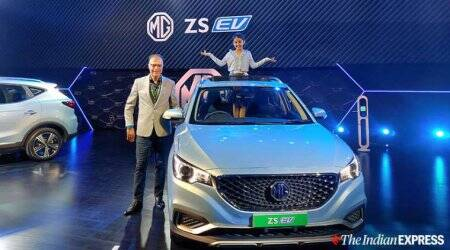 MG Motors, MG ZS EV, MG ZS EV launched, MG ZS EV price, MG ZS EV specifications, MG ZS EV when will it be available, MG ZS EV charging
