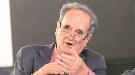 Sir Mark Tully, BBC, BBC chief, journalism in india, indian express news, indian express interview