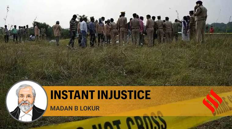 Encounters, like the one in Telangana, call attention to a criminal justice system in need of urgent reform