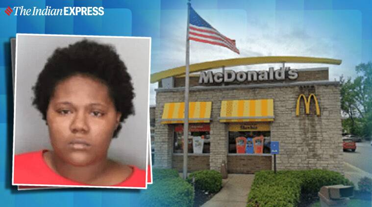 Woman pulls gun at McDonald's employees after being upset over getting ketchup instead of jelly, Tennessee, Trending, Indian express news