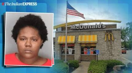 Upset over being served ketchup, Tennessee woman pulls gun at McDonald's employees