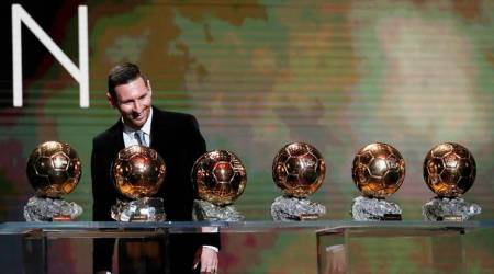 Lionel Messi, Megan Rapinoe win Ballon d'Or awards