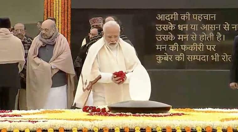 Narendra Modi, Atal Bihari Vajpayee, Atal Bihari Vajpayee birth anniversary, Modi Vajpayee tribute, Modi Atal Bihari Vajpayee tribute, Atal Bihari Vajpayee statue