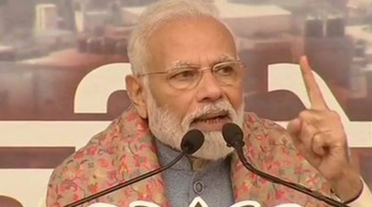 Modi Delhi rally LIVE updates: Unity in diversity is hallmark of India, says PM at Ramlila Maidan