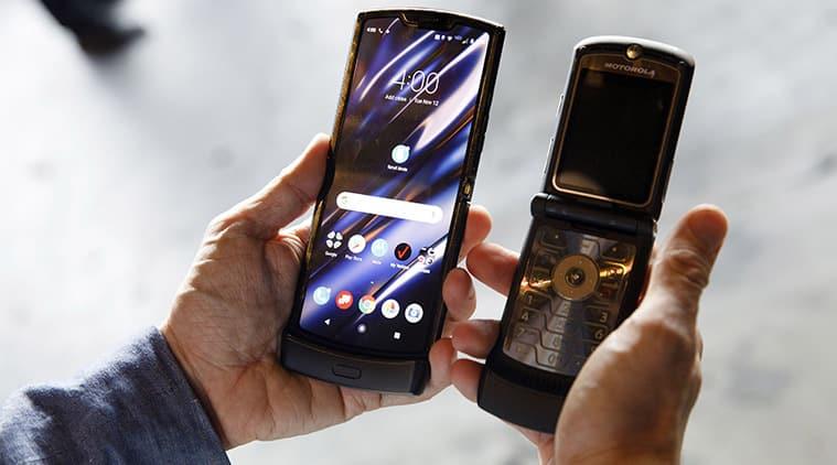 Motorola, Moto Razr 2019, Moto Razr 2019 sale, Motorola Razr 2019 price, Motorola Razr flip phone