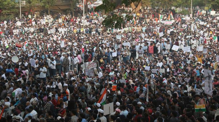 Mumbai city news, Mumbai news, Citizenship Bill Mumbai protest, Mumbai TISS protest date, Mumbai protest date, indian express news