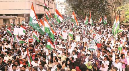 CAA protests, Maharashtra CAA protests, Maharashtra citizenship law protests, Mallikarjun Kharge