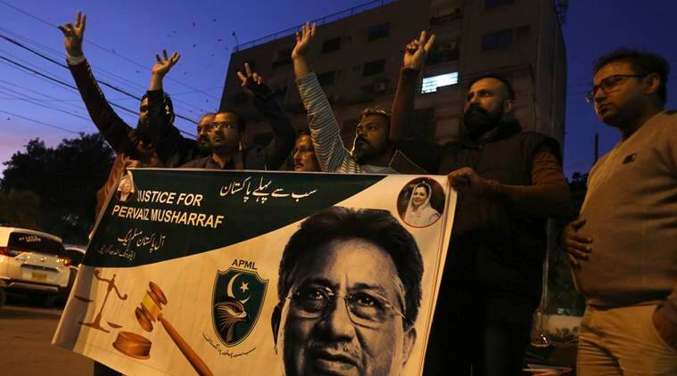 Pervez Musharraf sentenced to death; what is the case against him