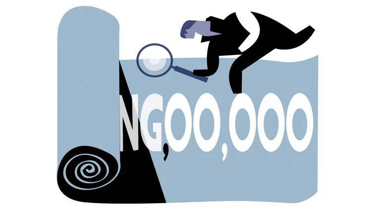 14,500 NGOs banned, NGOs banned foreign funds, foreign funds NGO, NGo funding, foreign funding, FCR, indian express