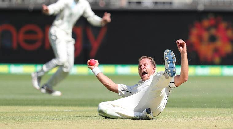Neil Wagner, Neil Wagner catch, David Warner shocked, Best caught and bowled catches, best catches 2019, Australia vs New Zealand Perth Test, cricket news