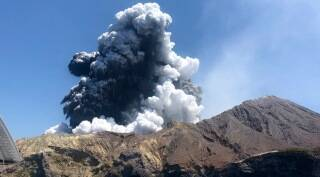 New Zealand volcano: Death toll rises to 8 as island remains inaccessible