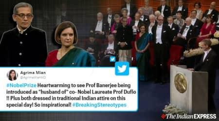 Abhijit Banerjee and Esther Duflo receive Nobel Prize for Economics