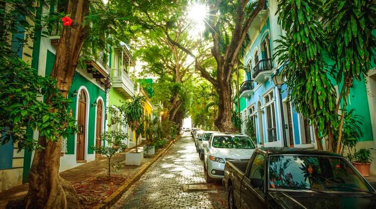 winter blues, places to see in winter, Old San Juan, Indian Express news