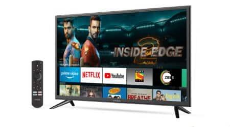 Onida, Amazon, Onida Fire Edition smart TVs, Amazon Fire TV