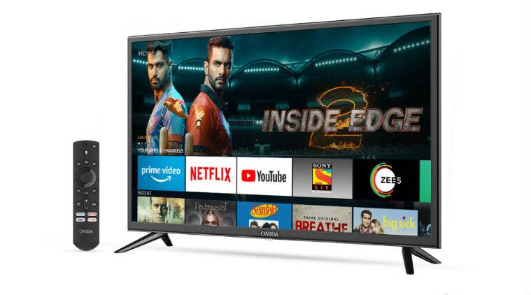 Amazon partners with Onida to launch Fire Edition Smart TVs in India starting at Rs 12,999