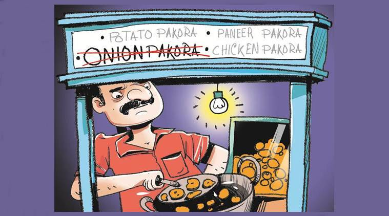 Pune: With prices on fire, onions go missing from street food