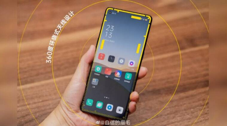 Oppo reno 3 series to sport 360 degree surround antenna design likely to be powered by mediatek mt6885 chipset