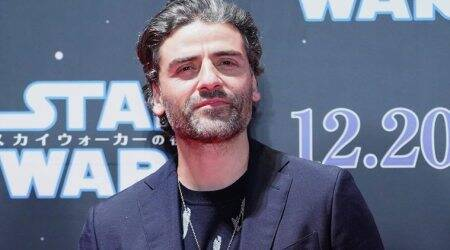 Oscar Isaac will be seen playing Poe Dameron in Star Wars' upcoming film The Rise of Skywalker