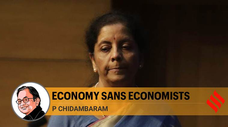 In an economy sans economists, ministers resort to 'bluff' and 'bluster'