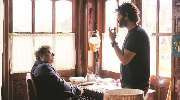 Tigmanshu Dhulia, web series, Out Of Love, Eye 2019, Sunday Eye, Indian Express news