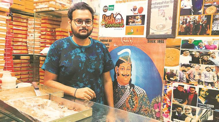 halwa, lucknow, sweets, eye 2019, sunday eye, indian express news