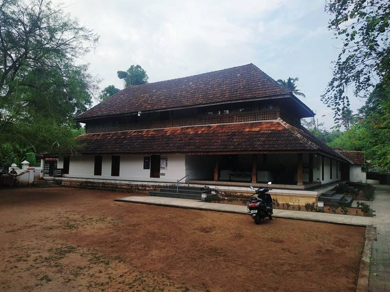 Muziris, Kottapuram, Kerala kings and queens, kerala kingdom, paliam family, paliam family palace, Kerala fort, Kerala news, indian express