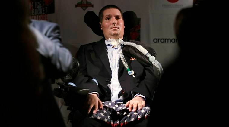 Ice Bucket Challenge inspiration Pete Frates dead at 34