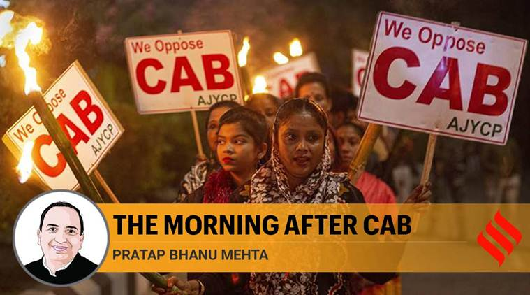 The morning after CAB: It will be a mistake to rely just on Court