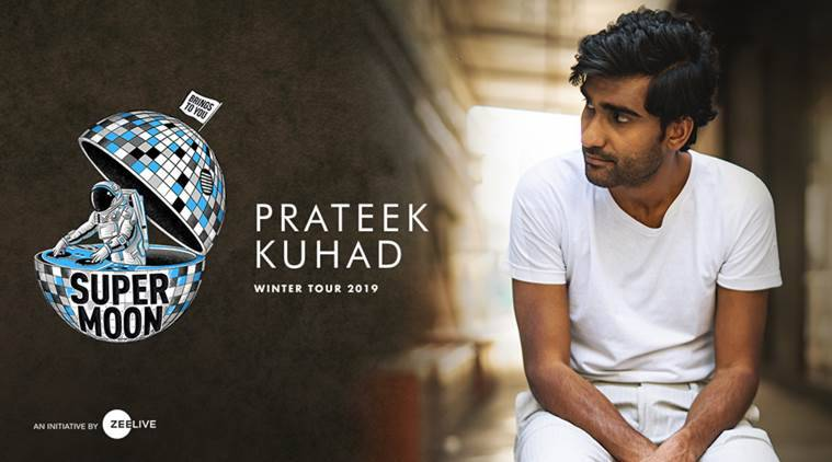 Prateek Kuhad, interview, music, concert, Indian Express news