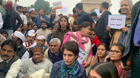 Govt wants people to stand in queue to prove citizenship, similar to note ban: Priyanka