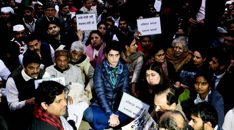 Protests across Delhi day after police stormed Jamia campus, targeted students