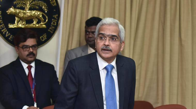RBI Governor Shaktikanta Das, RBI saw growth slowdown, acted ahead of time by cutting rates from February, Reserve Bank of India, RBI, business news, economy news, market news, indian express business