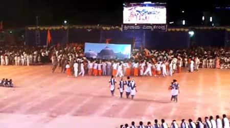 RSS-School-Karnataka-ram mandir