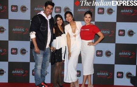 Inside Ragini MMS Returns 2 trailer launch
