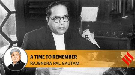 B R Ambedkar was instrumental in shaping legal rights of women in India