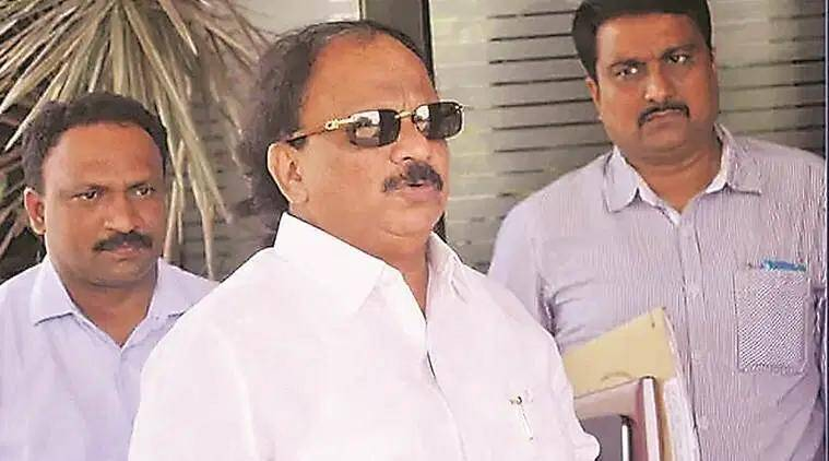 Roshan Baig, Karnataka bypolls, Karnataka elections, Ponzi scheme, Shivajinagar Assembly, karnataka news, Indian express