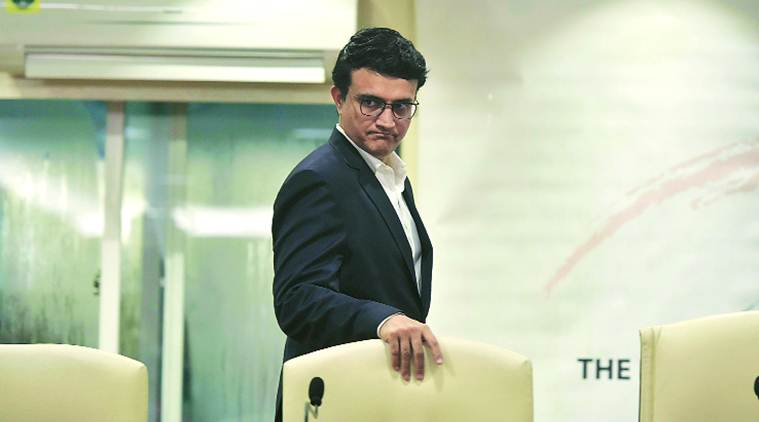 Sourav Ganguly is BCCI's man in ICC board meeting