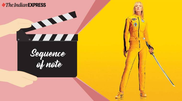 Sequence Of Note Kill Bill Volume 1 The Bride Vs O Ren Ishii Entertainment News The Indian Express