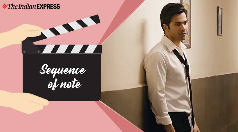 varun dhawan in october film