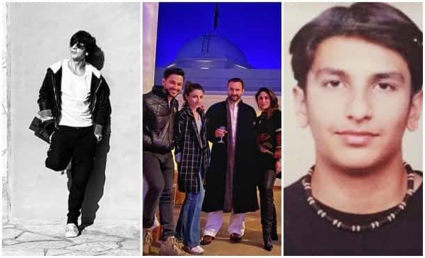 Shah Rukh Khan, Kareena Kapoor, Ranveer Singh, Celebrity social media photos