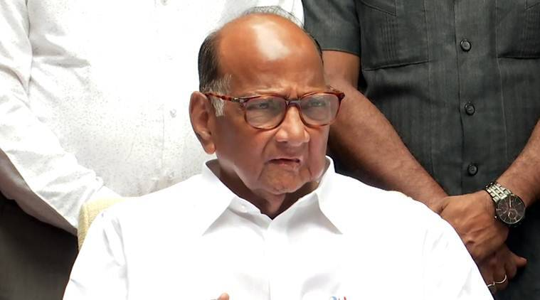 Sharad Pawar on visiting temples, NCP chief Sharad pawar, pune news, maharashtra news, indian express