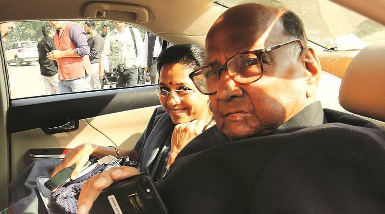 Sharad Pawar could be the anchor for opposition unity in the days ahead
