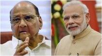 PM Modi wishes Sharad Pawar 'long & healthy life' on his birthday